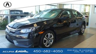 Used 2017 Honda Civic Lx Berline for sale in Laval, QC