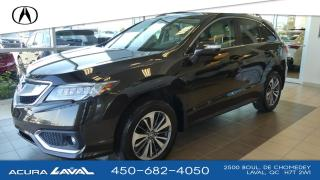 Used 2016 Acura RDX Élite SH-AWD for sale in Laval, QC