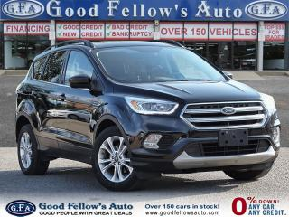 Used 2017 Ford Escape SE MODEL, REARVIEW CAMERA, NAVIGATION, MOONROOF for sale in Toronto, ON