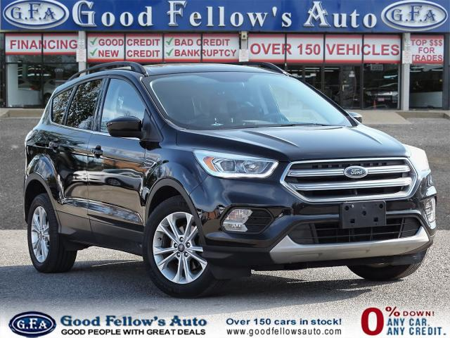 2017 Ford Escape SE MODEL, REARVIEW CAMERA, NAVIGATION, MOONROOF