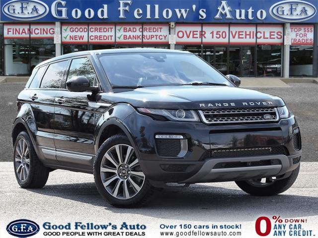 2016 Land Rover Range Rover Evoque HSE MODEL, 4CYL, 2.0L, 4WD, REARVIEW CAMERA, NAVI