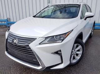 Used 2017 Lexus RX 350 *LEATHER-SUNROOF* AWD for sale in Kitchener, ON