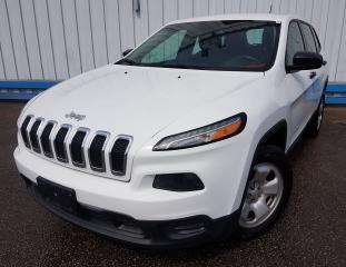 Used 2014 Jeep Cherokee Sport 4x4 *HEATED SEATS* for sale in Kitchener, ON