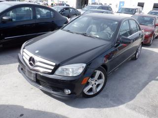 Used 2010 Mercedes-Benz C 300 4MATIC for sale in Innisfil, ON