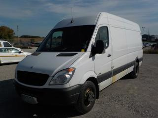 Used 2010 Mercedes-Benz Sprinter 3500 for sale in Innisfil, ON