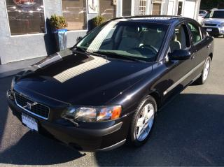 Used 2002 Volvo S60 for sale in Parksville, BC