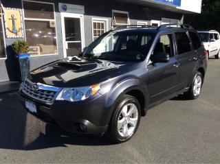Used 2013 Subaru Forester XT Limited for sale in Parksville, BC
