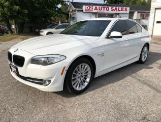 Used 2011 BMW 5 Series 535i xDrive/Comes Certified/Bluetooth/360° Camera for sale in Scarborough, ON
