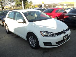 Used 2015 Volkswagen Golf TRENDLINE for sale in Oakville, ON