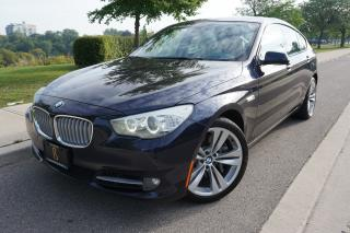 Used 2010 BMW 5 Series RARE / 550I GT / NO ACCIDENTS / STUNNING for sale in Etobicoke, ON