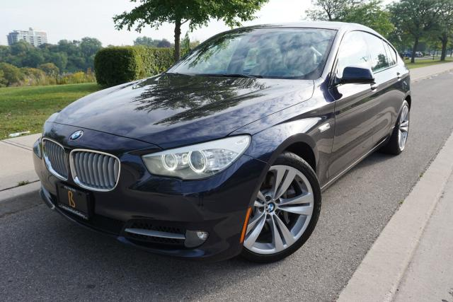 2010 BMW 5 Series RARE / 550I GT / NO ACCIDENTS / STUNNING