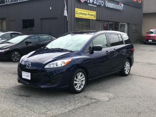Used 2012 Mazda MAZDA5 GS for sale in Coquitlam, BC