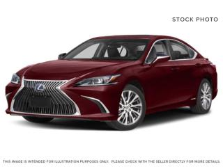 Used 2019 Lexus ES 300 h Premium Package for sale in Edmonton, AB