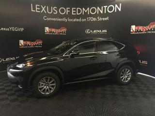 Used 2020 Lexus NX 300 Standard Package (Offered Until 09.2019) for sale in Edmonton, AB