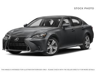 Used 2019 Lexus GS 350 F sport Series 2 for sale in Edmonton, AB