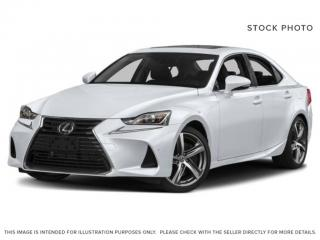 Used 2019 Lexus IS 350 F Sport Series 3 for sale in Edmonton, AB