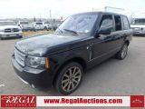 Photo of Black 2012 Land Rover Range Rover