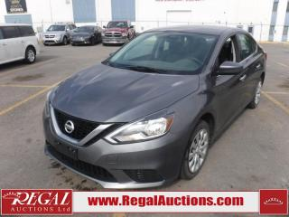 Used 2016 Nissan SENTRA S 4D SEDAN 1.8L for sale in Calgary, AB
