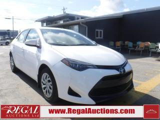 Used 2017 Toyota COROLLA LE 4D SEDAN FWD for sale in Calgary, AB