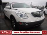 Photo of White 2009 Buick Enclave