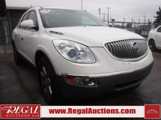 Used 2009 Buick Enclave CXL 4D Utility for sale in Calgary, AB