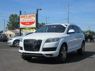 Used 2012 Audi Q7 3.0 Premium quattro for sale in Alvinston, ON