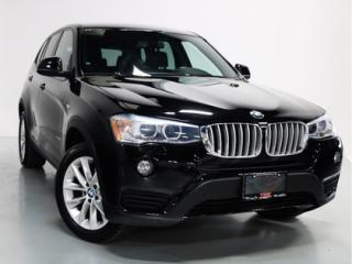 Used 2015 BMW X3 xDrive28i   NAVI   BLUETOOTH for sale in Vaughan, ON
