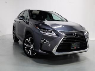 Used 2017 Lexus RX 350 WARRANTY   NAVI   CAM   SUNROOF for sale in Vaughan, ON