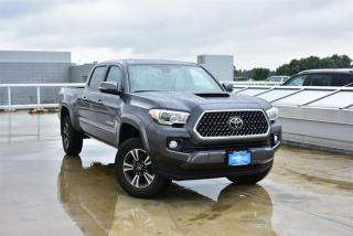 Used 2018 Toyota Tacoma 4x4 Double Cab V6 SR5 6A for sale in Burnaby, BC