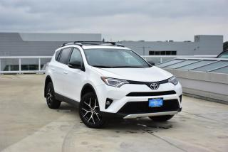 Used 2016 Toyota RAV4 AWD SE for sale in Burnaby, BC