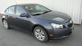 Used 2014 Chevrolet Cruze LT Turbo | One Owner | Remote Start for sale in Listowel, ON