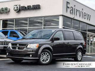 Used 2019 Dodge Grand Caravan SXT Premium Plus for sale in Burlington, ON