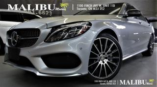 Used 2016 Mercedes-Benz C-Class C450 AMG NAVIGATION 19 RIMS for sale in North York, ON
