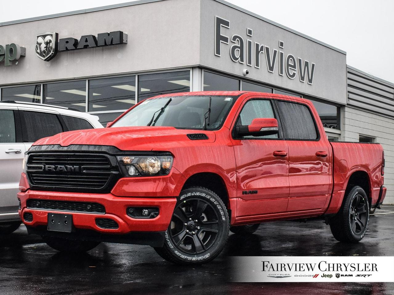Used 2020 Ram 1500 Big Horn Night Edition For Sale In Burlington Ontario Carpages Ca