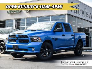 Used 2019 RAM 1500 Classic Express Hydro Blue for sale in Burlington, ON