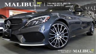 Used 2016 Mercedes-Benz C-Class C450 AMG RED SEATS for sale in North York, ON