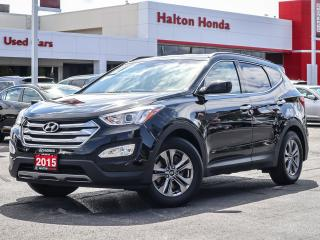 Used 2015 Hyundai Santa Fe SPORT|NO ACCIDENTS for sale in Burlington, ON