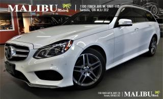 Used 2016 Mercedes-Benz E-Class 2016 Mercedes-Benz E400 4Matic Wagon AMG Pkg for sale in North York, ON