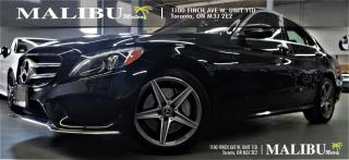 Used 2018 Mercedes-Benz C-Class 2018 Mercedes-Benz 300 4MATIC Sedan amg package for sale in North York, ON