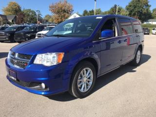 Used 2019 Dodge Grand Caravan SXT Premium Plus for sale in Mitchell, ON