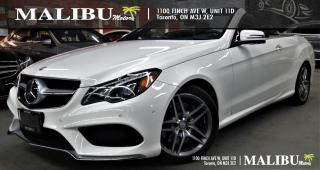 Used 2016 Mercedes-Benz E-Class E400 AMG PKG PRE-SAFE. NAVIGATION for sale in North York, ON