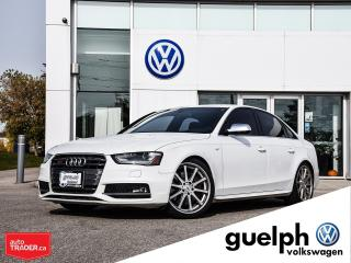 Used 2013 Audi S4 Quattro Premium Plus Quattro for sale in Guelph, ON