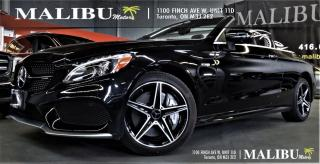 Used 2018 Mercedes-Benz C-Class 2018 Mercedes-Benz AMG 43 4MATIC Cabri for sale in North York, ON