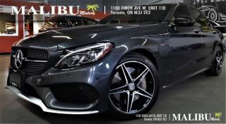 Used 2016 Mercedes-Benz C-Class 2016 Mercedes-Benz 450 AMG 4MATIC for sale in North York, ON