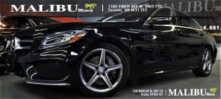 Used 2016 Mercedes-Benz C-Class 2016 Mercedes-Benz 300 4MATIC AMG PKG for sale in North York, ON