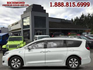 Used 2019 Chrysler Pacifica Hybrid Limited for sale in Richmond, BC
