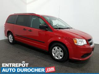 Used 2013 Dodge Grand Caravan Automatique - AIR CLIMATISÉ - Groupe Électrique for sale in Laval, QC