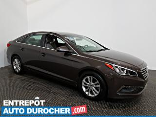 Used 2015 Hyundai Sonata 2.4L GL Automatique - A/C - Groupe Électrique for sale in Laval, QC
