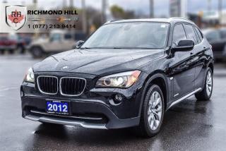 Used 2012 BMW X1 xDrive28i *AUTO* Temperature Control*Rain Sensing for sale in Richmond Hill, ON