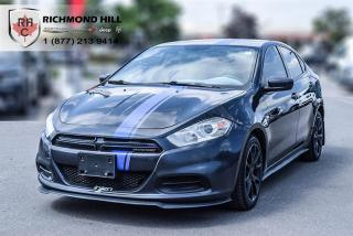 Used 2013 Dodge Dart RALLYE for sale in Richmond Hill, ON